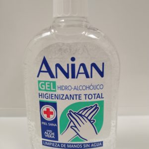 Gel de manos coronavirus 500 ml